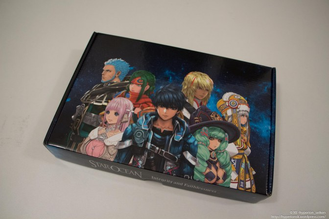 Star Ocean - Edition Collector - PS4-7