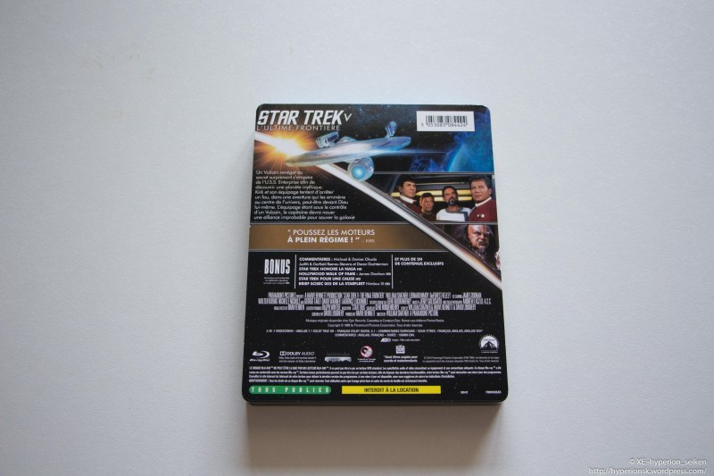 Star Trek Steelbook original-21