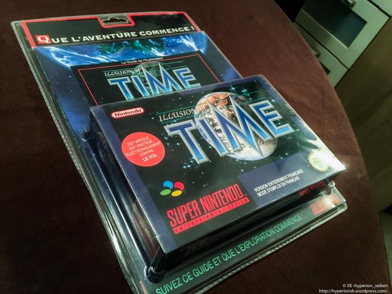 Super Nintendo - Illusion of Time Full