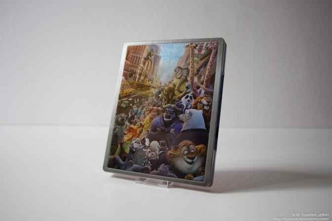 Zootopie - Steelbook-11