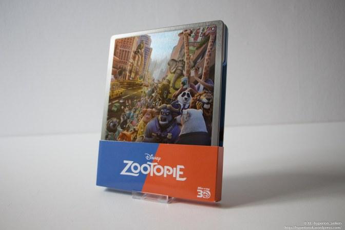 Zootopie - Steelbook-3
