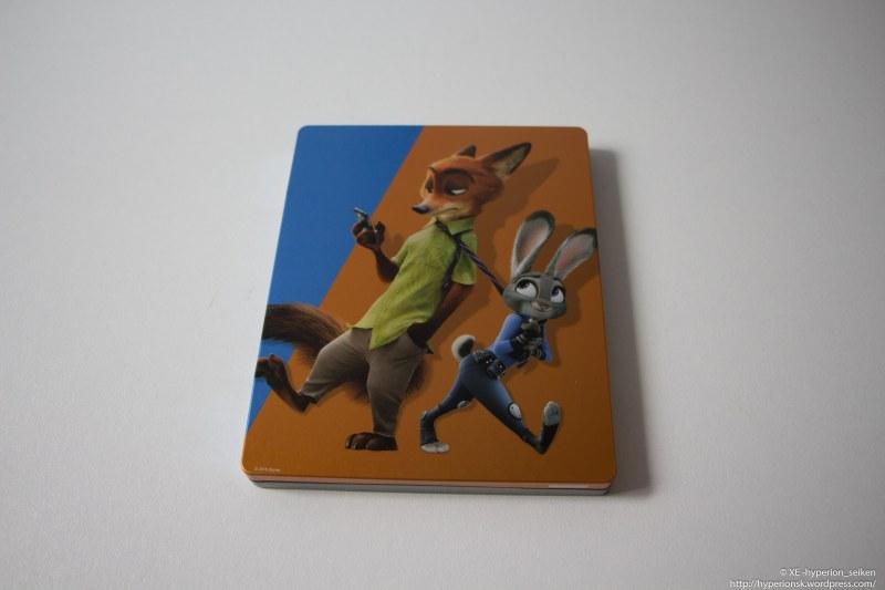 Zootopie - Steelbook-6