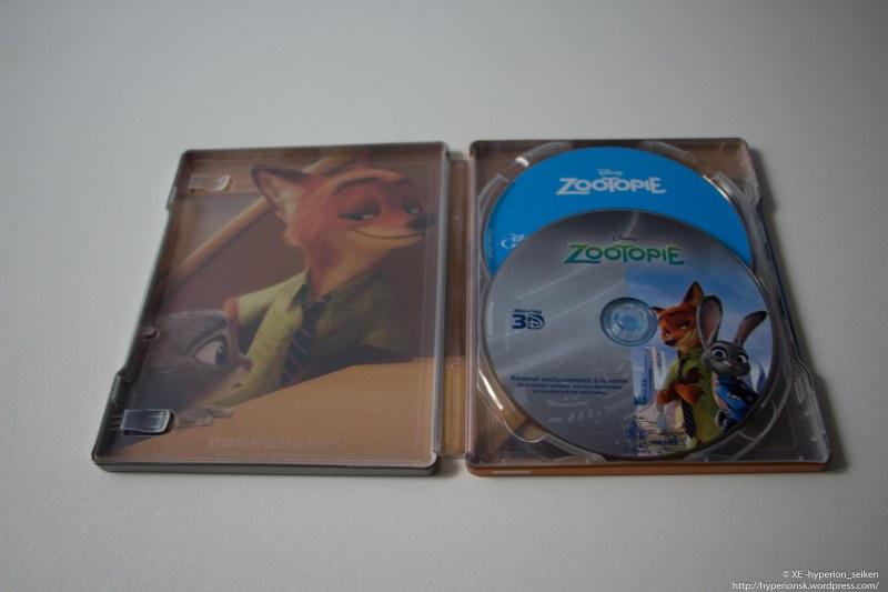 Zootopie - Steelbook-7