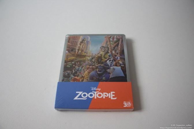 Zootopie - Steelbook