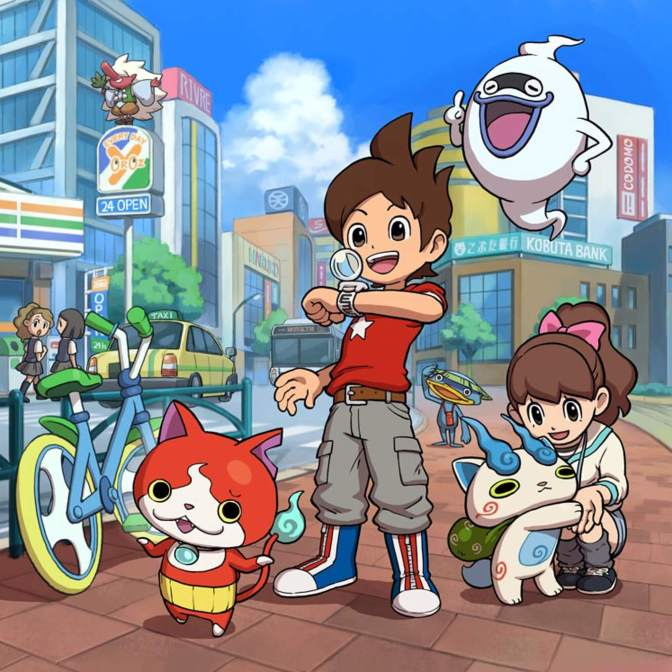 3DS - yokai-watch-3