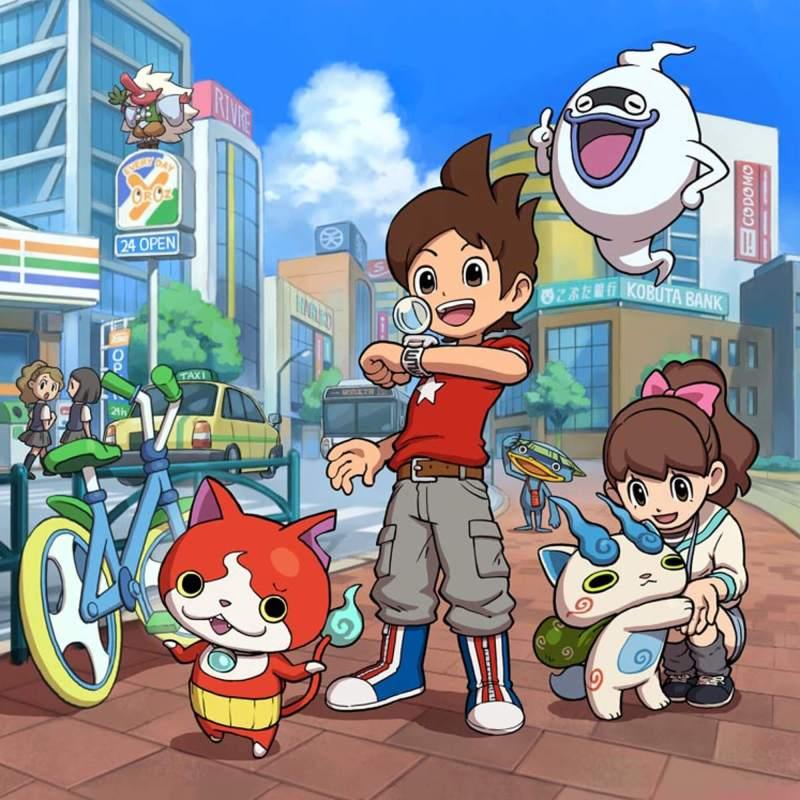 3DS - yokai-watch-3
