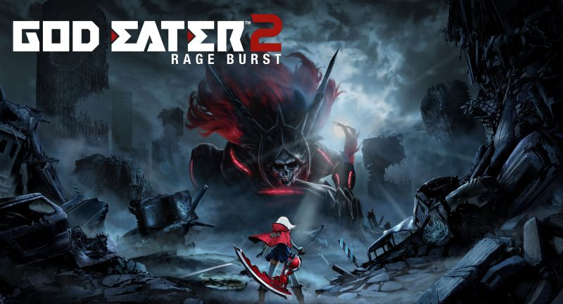 PS4 - God Eater 2 Rage Burst