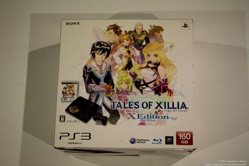 Tales of - Console - ToX PS3 X Edition 0
