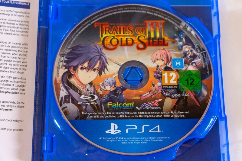Trails of Cold Steel III - Thors Academy - 07